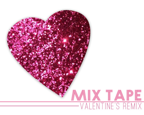 Here's a little spotify mix in honor of valentine's day. Pairs well with TONS of chocolate ;)