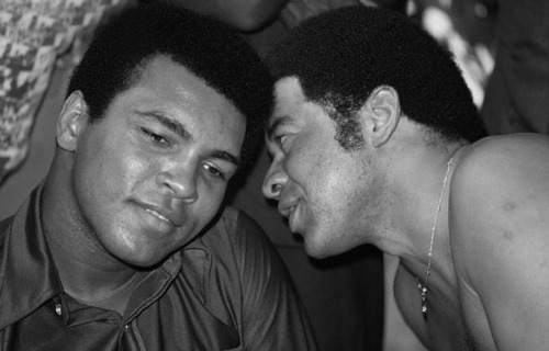 Black Excellence ❘ Muhammad Ali and Bill WIthers
