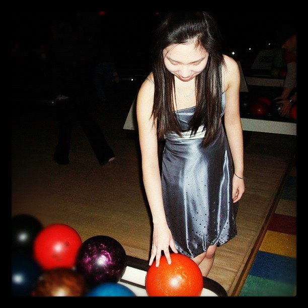 Pro-bowler right here! (Taken with Instagram)
