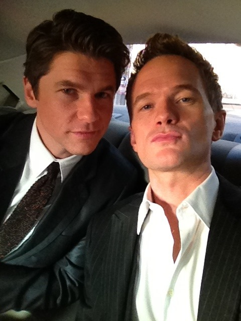 @ActuallyNPH: Pimpin' in our dope Grammy ride.
