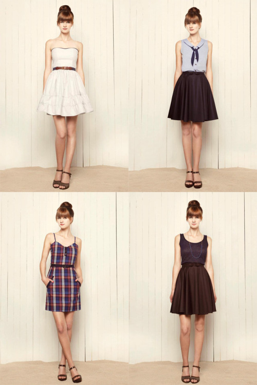 Betina Lou's SS 2012, on the blog ♥