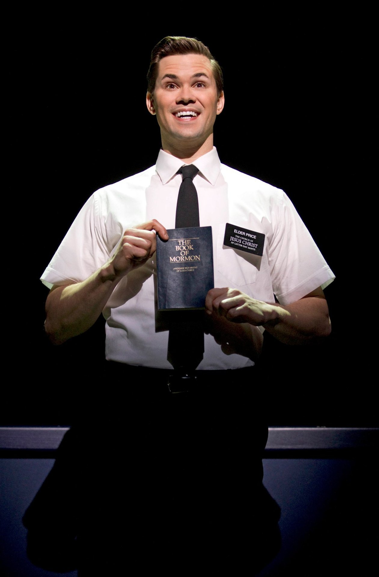 Congratulations to The Book of Mormon on Broadway for winning this year's Grammy Award for Best Musical Theatre Album!