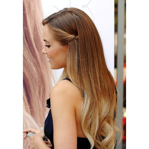 hannahbanana925:  My Style / Lauren Conrad Hairstyle. So pretty!! (clipped to polyvore.com)