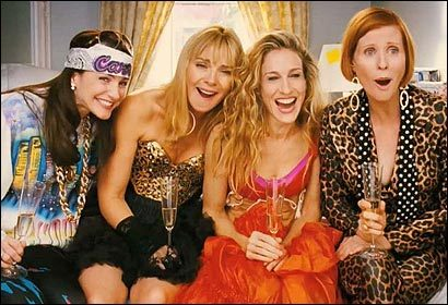 satc party was a success!