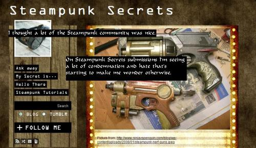 Picture from: steampunksecrets.tumblr.com