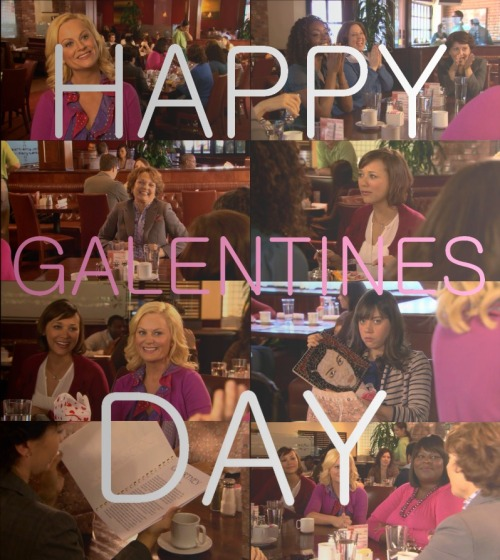 What's Galentine's Day? It's only the best day of the year.