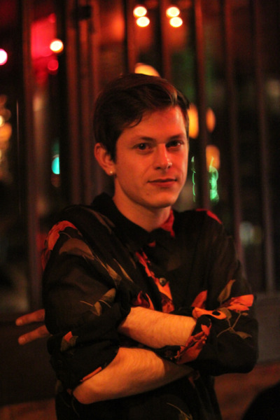 (via QRO Magazine - Concert Photo Gallery » Perfume Genius - Brooklyn, NY » perfumegenius14.jpg) Perfume Genius outside Zebulon, 2/9. I left this show feeling remarkably buoyant.