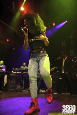 Elle Varner x Roots Jam Session x 3680 Photography Photo by: Frederick Shavies