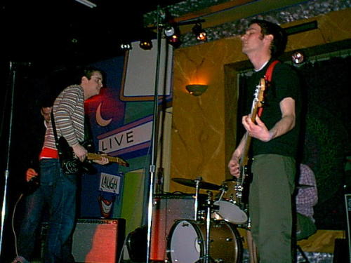 Audio Armada, 2001 (Johnny B's) -submitted by Kory Ross