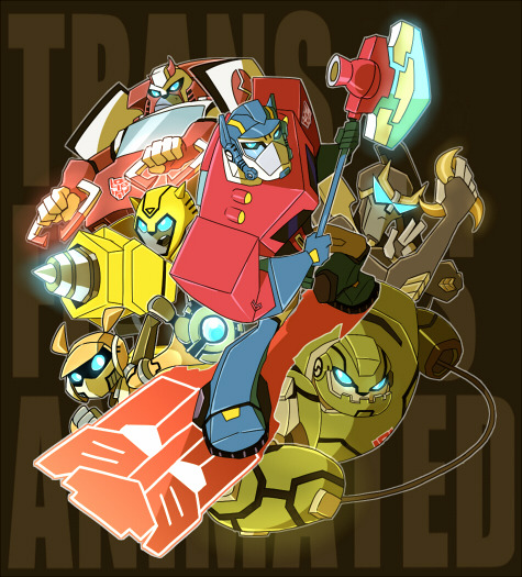 transformersfanartshowcase:  by 猫壱◆時間くれ時間