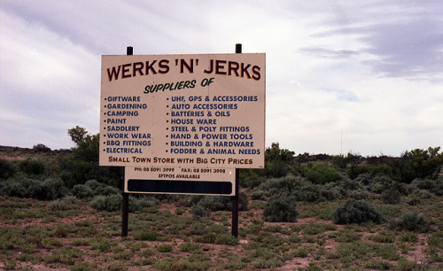 Werks & Jerks on Flickr.