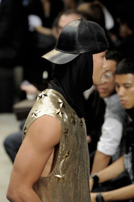 Givenchy fall/winter 2012
