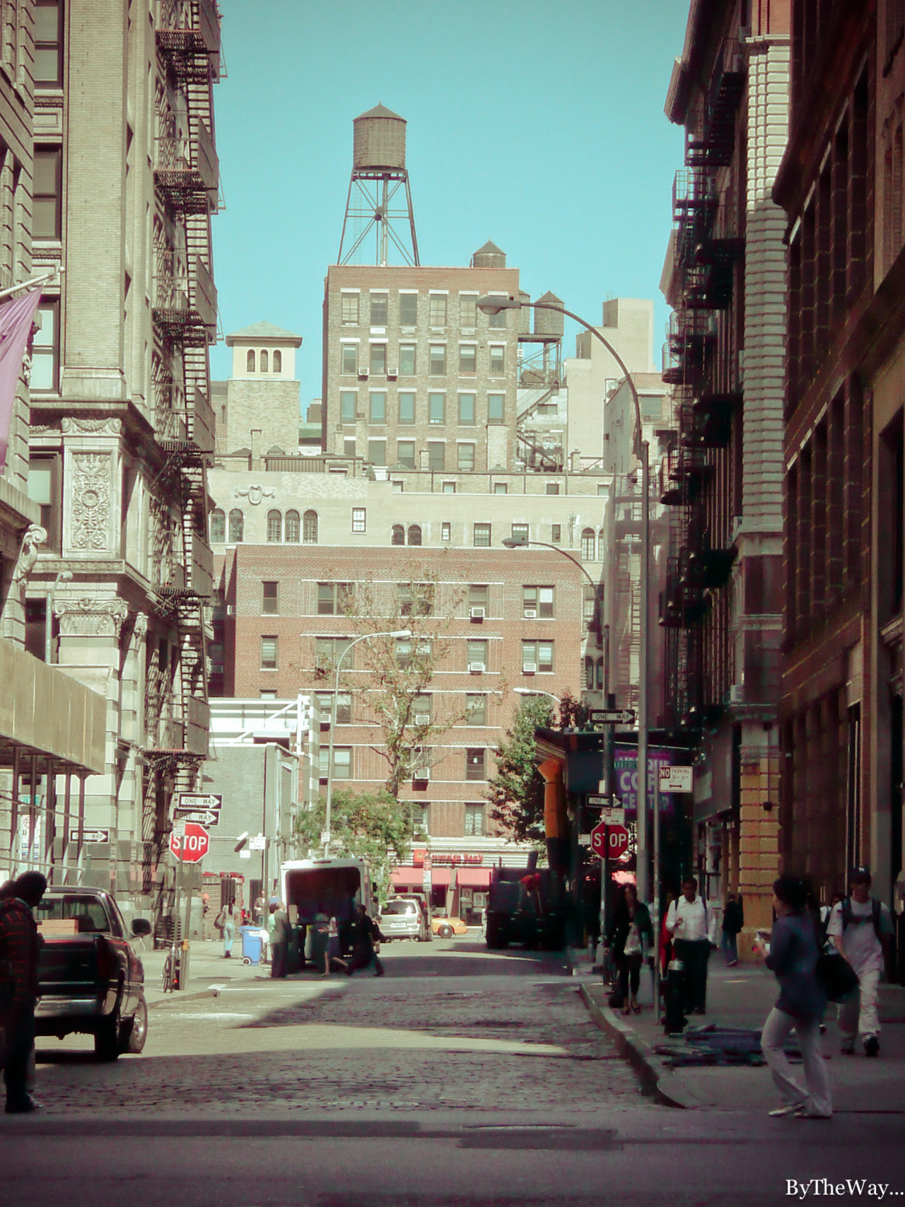 Soho street - New York City