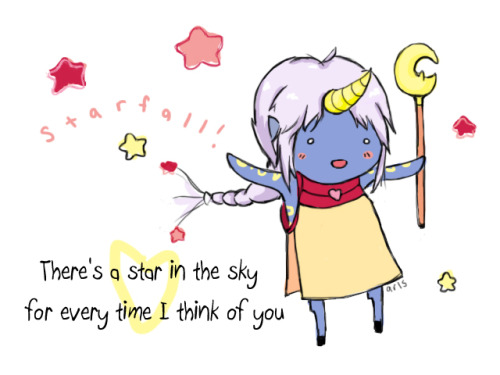 arlsjr:  Soraka has a valentine for all of you…  A STARCALL TO THE FACE@@##@@#