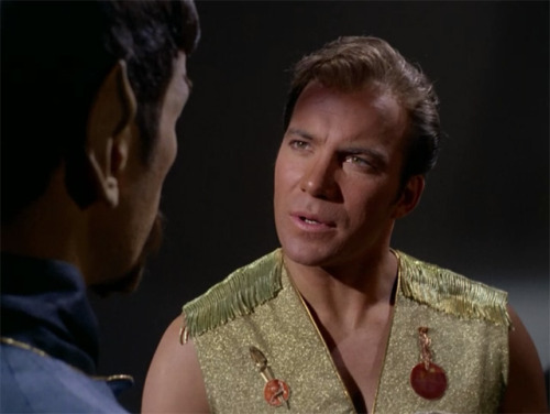"""Conquest is easy. Control is not."" - James Kirk"