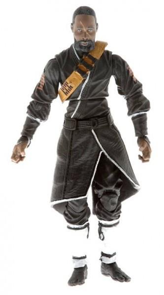 RZA action figure for the new G.I. Joe movie. BONG BONG