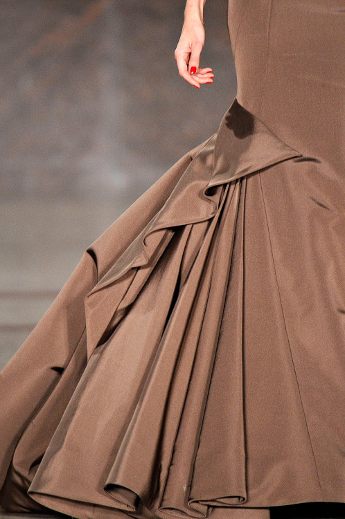 Zac Posen Fall/Winter 2012.