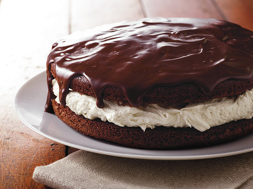 Giant Ganache-Topped Whoopie Pie Recipe (by Betty Crocker Recipes)