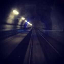 Taken with Instagram at Woolwich Arsenal DLR station