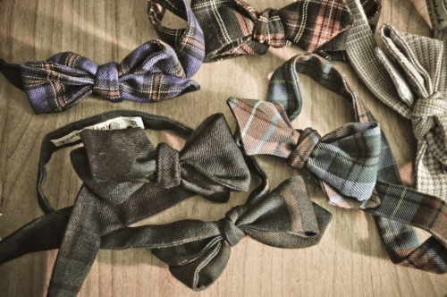 maxtonmen:  bow ties