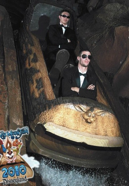 My friends are on list of the 15 best Splash Mountain photos - Imgur