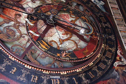 Astronomical Clock, Munster Cathedral