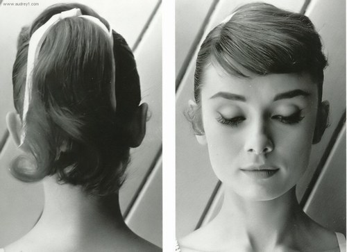 Audrey Hepburn (via Audrey Hepburn - Photos of Audrey Hepburn - sofeminine.co.uk)