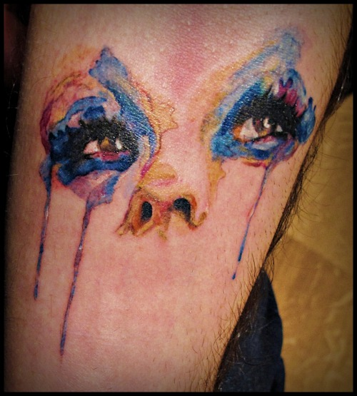 Tattoo by Denizhan Ozkr in Lucky Hands Tattoo Parlour…