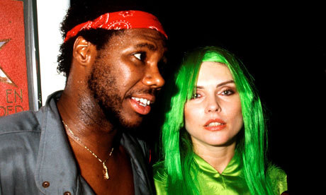 "NILE RODGERS & DEBBIE HARRY 1981 My favorite NYT quote is about Kmart, but my second favorite is about Debbie Harry: ""She just never stopped being cool.""  Nile Rodgers has also never stopped being cool. Here's my review of his memoir… now he's working on an album with DAFT PUNK."