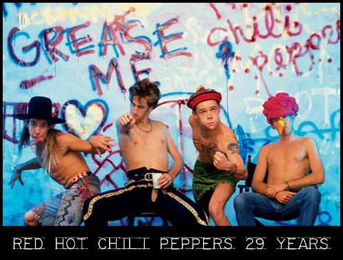 29 Years of The Red Hot Chili PeppersThe Red Hot Chili Peppers played their first live show 29 years ago  today! On February 13th, 1983 Anthony Kiedis, Flea Michael Balzary,  Hillel Slovak and Jack Irons played their very first gig at the Rhythm  Lounge in Hollywood!Read more…