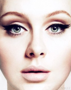 wgsn:  Adele by Mert and Marcus for Vogue US March 2012 via tablethotels