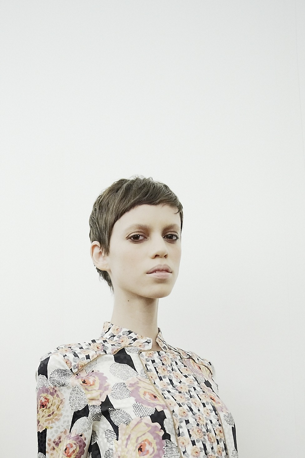 Backstage at Suno - by Cara Stricker