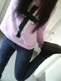 most comfy outfit ever<3