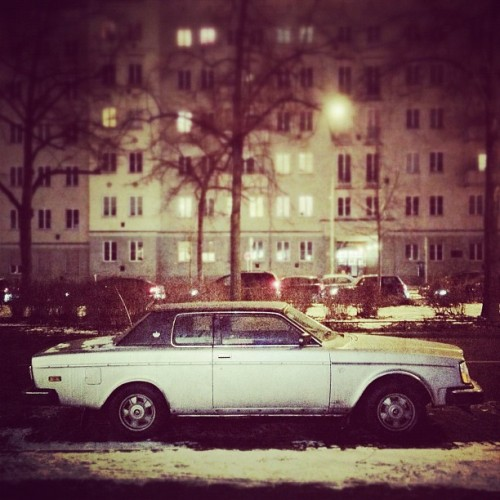 #Karre #Volvo (Taken with instagram)