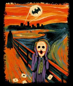 the Bat-Scream