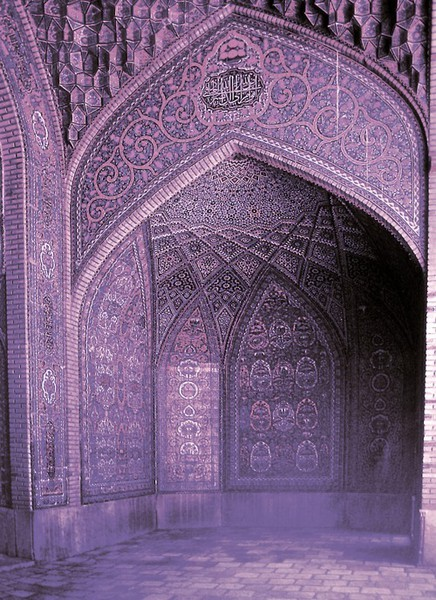thatbohemiangirl:  My Bohemian World Islamic architecture