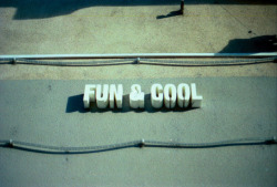 """Fun&Cool"", Milano, Italy Taken with a Canon AE-1, 400 ISO film"