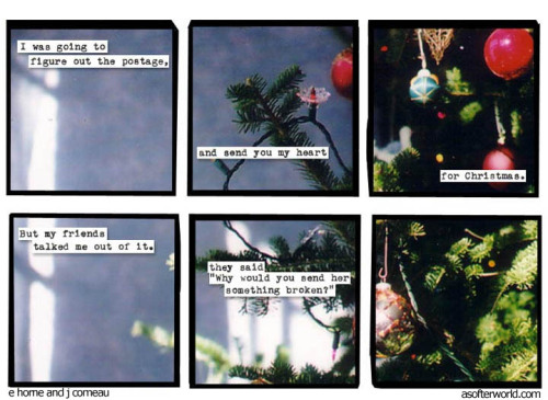 Happy Valentine's Day from a softer world.