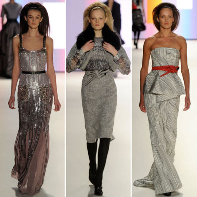 Carolina Herrera Fall/Winter 2012.  New York Fashion Week.