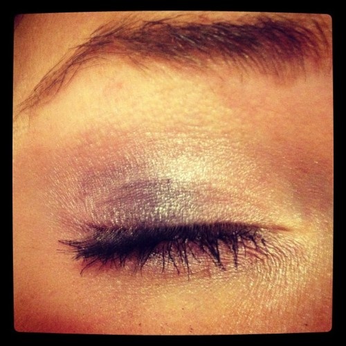 Valentines day eyesss #eyes #makeup  (Taken with instagram)