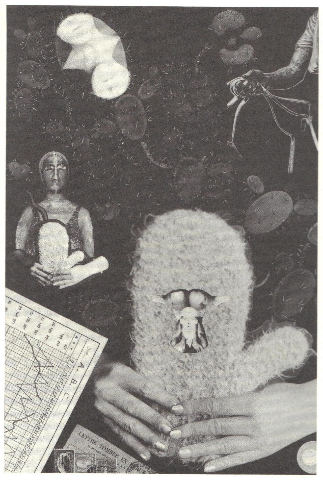 Love Claude Cahun. realityayslum:  Claude Cahun, Collage, c.1930. … from Disavowels : or, cancelled confessions (Aveux non avenus), 1930, by Claude Cahun, MIT Press, 2008.