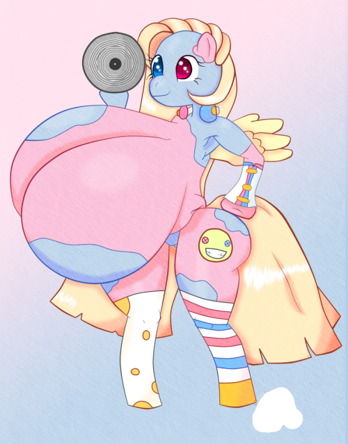 sociallyunacceptableart:  I think this is my little pony? I just… can't even…