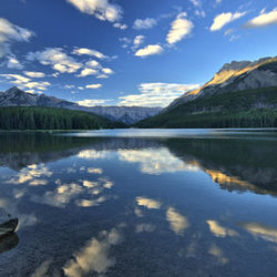 The Lakes of Banff by Aubrey Stoll500px.com The Lakes of Banff by Aubrey Stoll (Night_Gallery)