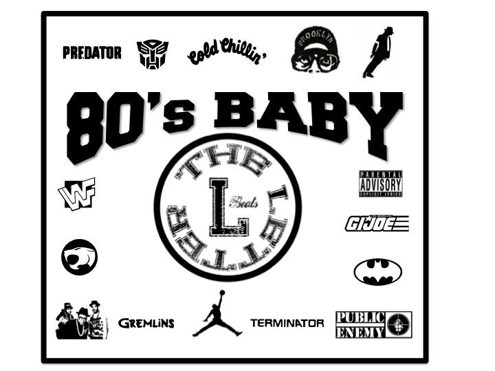 beatswordslife:  80's Baby premieres 2/21/12  Swag. Coresh. Young General. Frank Pasty Face Leone. And someone [else] dope.  Bangenest Beats this side of the jump rope.