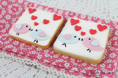Cutest cookies we've ever seen (via Bubble and Sweet)