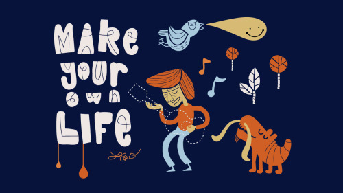 Make your own life Flow ^_^