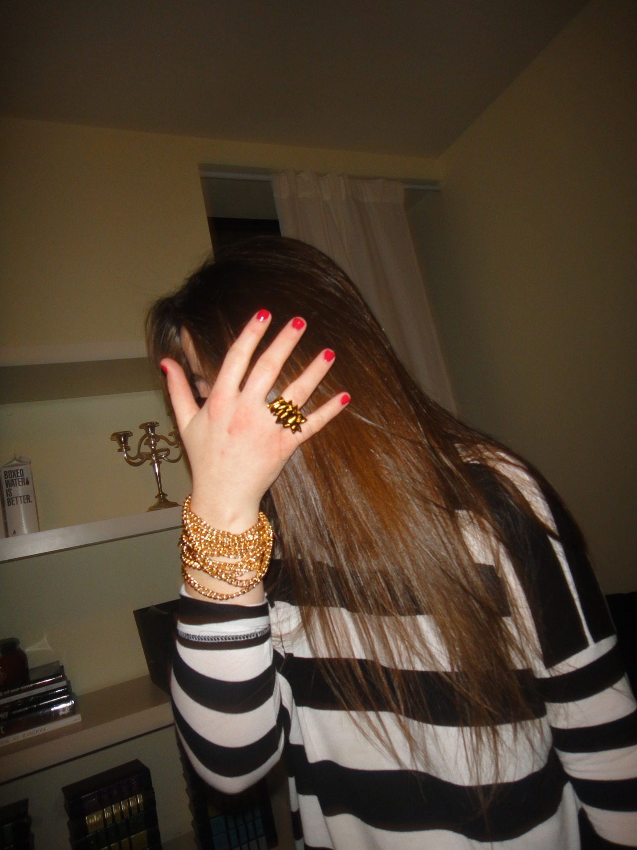 photos from the lost and found:what i wore to watch the throne in december w/ ellie
