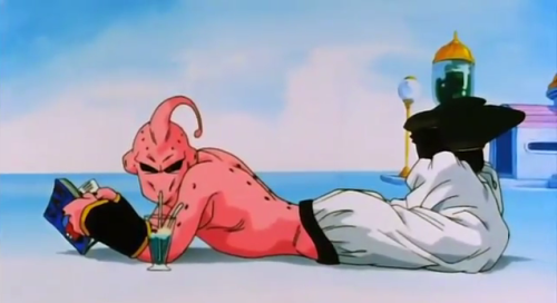 Super Buu vs Gotenks is the worst fight ever.