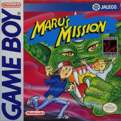 Developed by Tose in 1990 for Game Boy