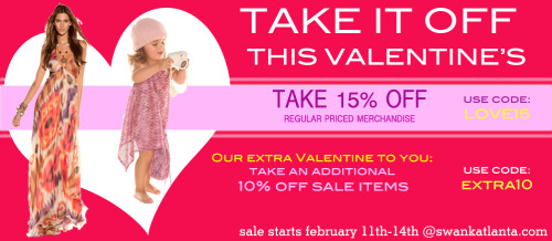 "THIS IS A VALENTINE'S SALE YOU DON""T WANT TO MISS!!!!"
